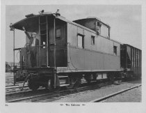 Image of Card 35 - The Caboose