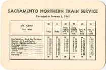 Image of 2006.3.27 - Timetable