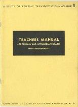 Image of Teacher's Manual - Vol. 1