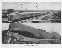 Image of Streamline Passenger Trains