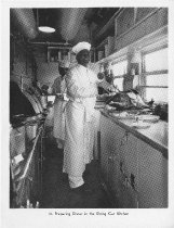 Image of Dining Car Kitchen