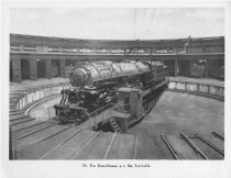 Image of Roundhouse And Turntable