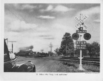 Image of Railroad Crossing