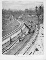 Image of Repairing Track