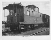 Image of Red Caboose