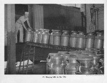 Image of Transporting Milk