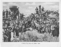 Image of Driving The Golden Spike