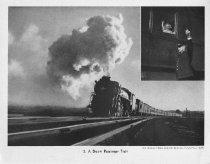 Image of Steam Passenger Train
