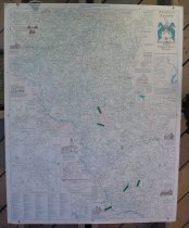 Image of 1996 Sheel Map of Fauquier Co.