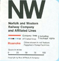 Image of N&W Map Inset