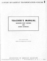 Image of Teacher's Manual cpyrt