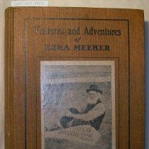 Image of Ventures and Adventures of Ezra Meeker - 1909