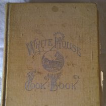 Image of White House Cook Book - 1887
