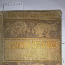 Image of The Second Reader - 1912