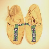 Image of Moccasin - 2007.012.0019a-b