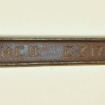 Image of Wrench, Open-End - 2013.001.0021