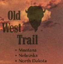 Image of Old West Trail Map