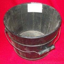 Image of Wooden Water Bucket