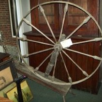 Image of Spinning Wheel