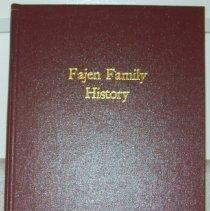 Image of Fajen Family History