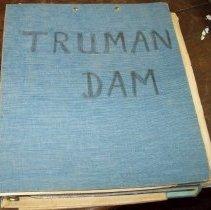 Image of Notebook: Truman Dam