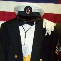 Image of Navy Dress Uniform