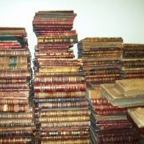 Image of Tax Records books