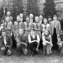 Image of Boys Scouts of America, Middlebush, N.J. (1) - 05/06/1934