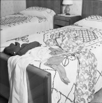 Image of Jane's Clothes on Bed 133