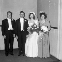 Image of Lil & Alan's Wedding 1463