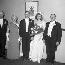 Image of Lil & Alan's Wedding 1464