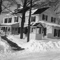 Image of Snow storm, Colonial Farms - 12/28/1947