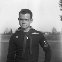 Image of George Wade in uniform (1) - WWII
