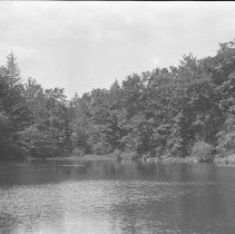 Image of Lenape Lake, Delaware Water Gap - 06/21/1925