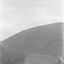 Image of NE from 1st lookout, Delaware Water Gap (1) - 06/21/1925