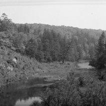 Image of At back of Chimney Rock - 05/17/1936