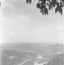 Image of Northeast from 3rd lookout (1) - 06/21/1925