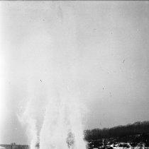 Image of Blasting Ice on Raritan River 616 135
