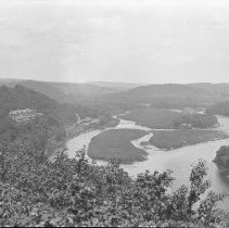 Image of Northwest from the 2nd lookout - 06/21/1925