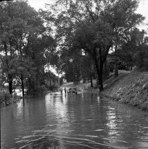 Image of Flooded roadway (2) - 07/24/1938