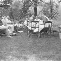 Image of Picnic at Point Pleasant, PA - 07/18/1925
