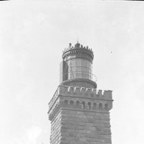 Image of North Tower, Twin Lights, Navesink Lighthouse - 05/17/1918