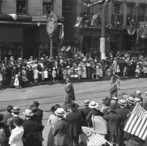 Image of World War I Victory Parade in New Brunswick, N.J. - 06/28/1919