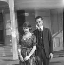 Image of Sarah + Elton Wade - 02/19/1922