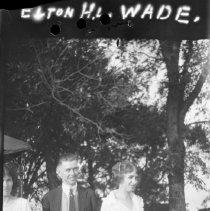 Image of Elton, Sarah and Lelia - 09/04/1921