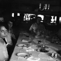 Image of Totten family dinner? (2) - 1920-1923?