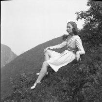 Image of Posing mountainside (1) -