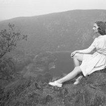 Image of Posing mountainside (4) -