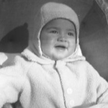 Image of Nina Totten, bunting - 10/21/1923
