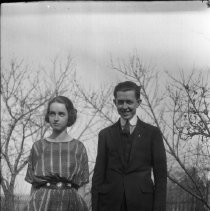 Image of Dorothy Totten and Elton Wade - ca. 1920